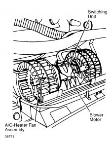mercedes blower motor bmw blower motor wiring diagram