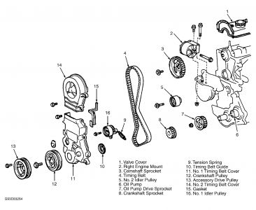 92 tercel engine diagram  | 1325 x 1269