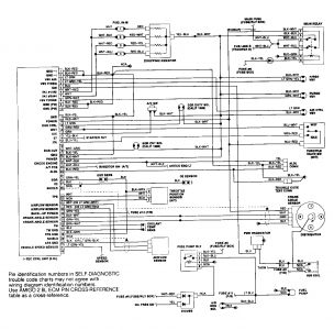 wiring diagram for isuzu trooper wiring diagram list Isuzu Rodeo Parts Diagram