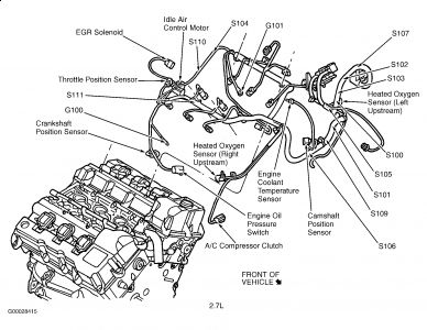 Electric Diagram For 2000 Pt Cruiser