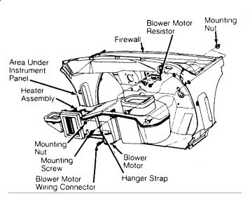 [Instruction For A 1994 Lincoln Town Car Heater Core ...