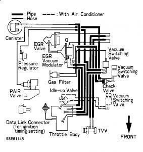 toyota vacuum diagram wiring diagram