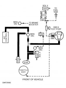 Vacuum Lines Diagram Needed Need Vacuum Line Diagram Please