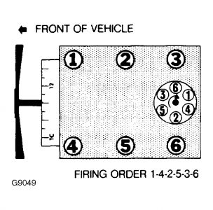 Graphic on 1994 Ford Ranger Engine Diagram