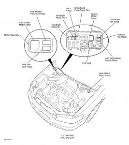 1992 Honda Accord Blower Resistor Location on 2003 volvo s60 fuse box diagram
