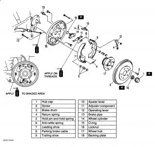2003 Mazda Mpv Rear Brakes: 1994 Mazda Navajo Fuse Box Diagram At Galaxydownloads.co