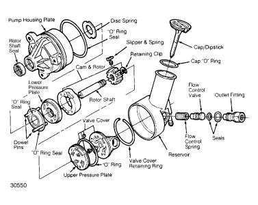 F350 Steering Diagram