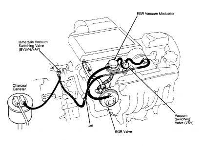 1990 Toyota Celica Turbo Pressure Sensor: Engine ...