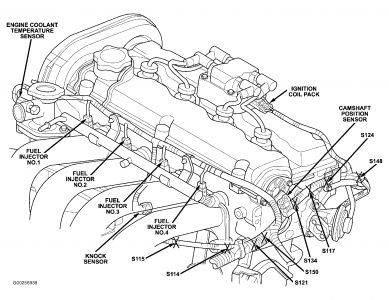 Throttle Position Sensor Location 2008 Jeep Patriot additionally Saturn Vue Egr Location further Iat Intake Air Temperature Sensor Location further Dodge 2006 4 7l Engine Diagram together with Chevy Intake Air Temperature Sensor Location. on jeep cherokee iat sensor location