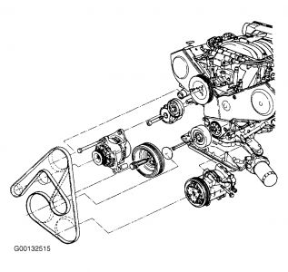 2005 chevy impala automatic transmission diagram  2005