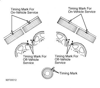 1991 mitsubishi 3000gt timing chain  engine mechanical