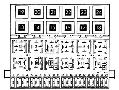 fuse box for 1993 lexus gs fuse box jetta 1993