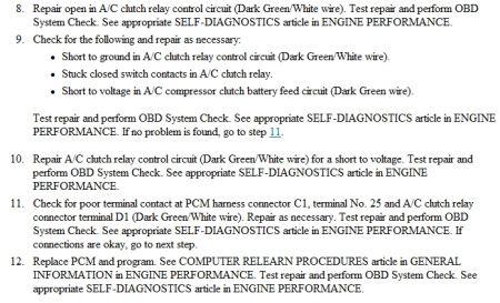 1999 Cadillac Deville AC Compressor Wont Come On
