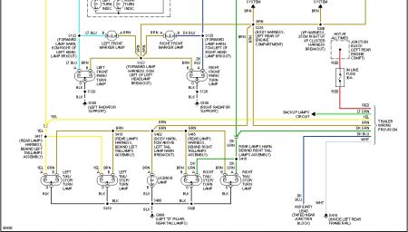 97 chevy s10 blazer trailer wiring diagram 97 1997 chevy truck trailer wiring diagram jodebal com on 97 chevy s10 blazer trailer wiring diagram