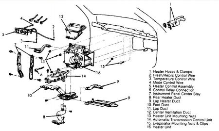 service manual  how to remove 1994 plymouth colt door