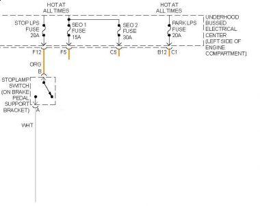2005 trailblazer brake problems wiring diagram for car engine hmsl wiring diagram on 2005 trailblazer brake problems