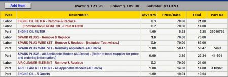 1996 buick park avenue price of tune up. Black Bedroom Furniture Sets. Home Design Ideas