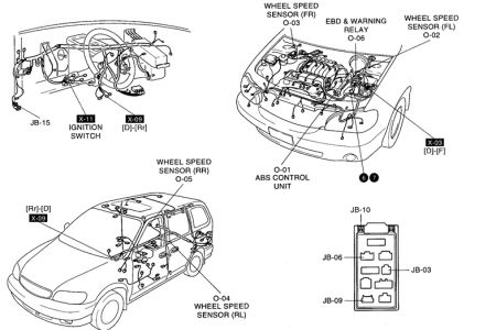 Kia Sedona 2005 Kia Sedona Abs Unit on 2000 kia sportage fuse diagram