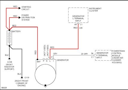 1999 Cadillac Deville Wire Diagram or Schematic: 1999 ...