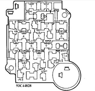 400588467198 together with 2002 Chevy Blazer Front Differential Diagram moreover A Wiring Harness For 1968 Chevy Nova besides RepairGuideContent besides Airframe Diagram. on 70 chevy truck wiring diagram