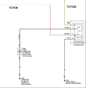 Fuel Pump Wiring Diagrams Please: as We Are Putting the New ... Isuzu Axiom Wiring Harness on