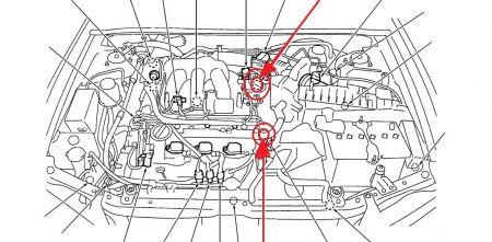 Noname on Nissan Maxima Camshaft Sensor