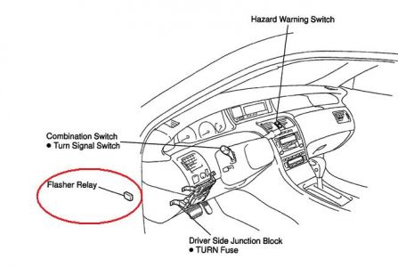 2001 Acura Mdx Fuse Box Diagram on 1998 acura rl fuse box diagram