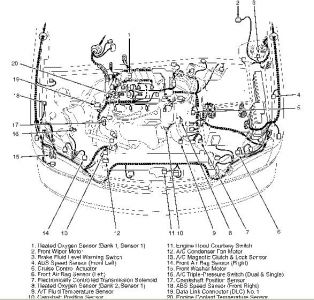 2009 toyota sienna engine diagram 2009 toyota sienna fuse diagram
