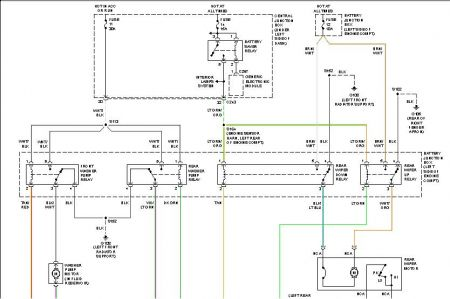 1999 ford expedition wiring diagram 1999 ford expedition rear wiper motor: i am hving a ...