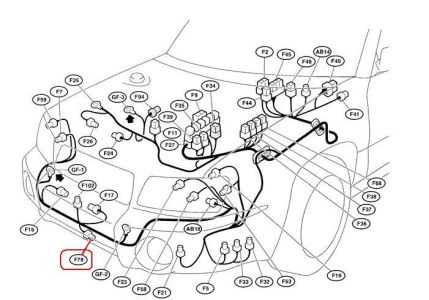 bmw wiring diagram with Subaru Forester 2007 Subaru Forester Outside Temp Gauge on Suspension Steering in addition Dc 12 Volt Reversible Motor Wiring Diagram as well Ford Motor Pany Wiring Diagrams besides Isuzu KB 300  OT6Q  LX 4X4 32568 furthermore T10458691 Cannot find 2004 mazda mpv temp sensor.