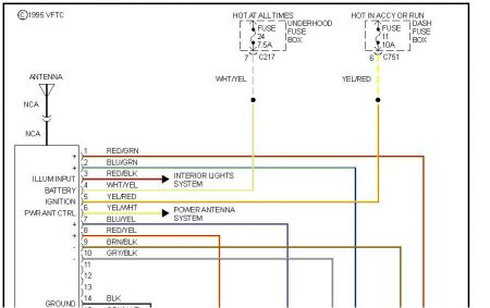1990 honda accord stereo: the old radio in the car is ... 1990 525i radio wiring diagram