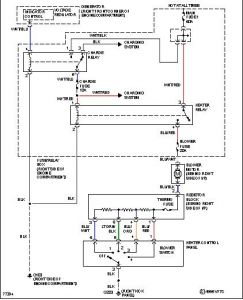1995 isuzu rodeo question blower motor heater problem for How much is a blower motor for a car
