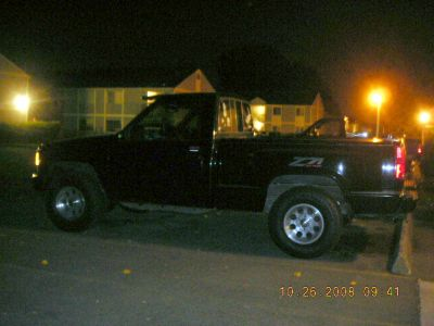 Truck on 1993 Chevy Z71
