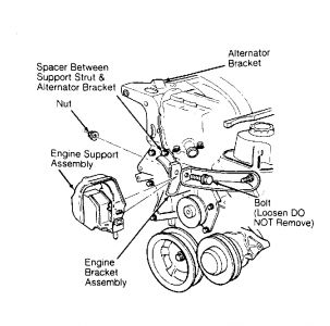 grand vitara steering pump diagram great installation of wiring 2000 F150 Power Steering Diagram 1992 plymouth voyager power steering pump removal steering rh 2carpros grand vitara 2016 suzuki grand