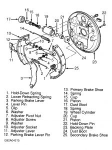 toyota sienna rear differential support 1997 ford taurus removal or the    rear    hubs to replace the  1997 ford taurus removal or the    rear    hubs to replace the