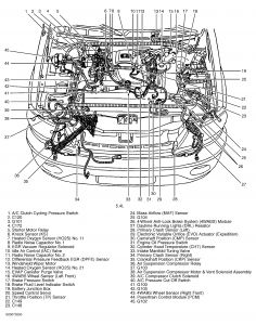 1999 ford expedition misfire engine performance problem 1999 ford 97 Ford Taurus Engine Diagram