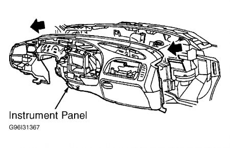 1999 ford expedition heater core: how do you replace a ... 1999 chevy silverado heater core diagram 2004 ford expedition heater core diagram