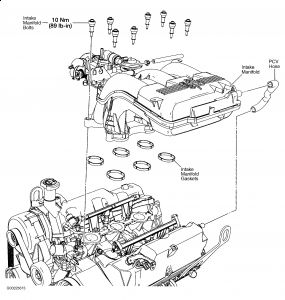 Ford Explorer 2003 Ford Explorer Where Is Pcv Valve Located On 03 Ford Ex on 2005 ford ranger engine diagram