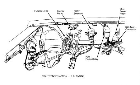 266999_fuel_5 1988 ford ranger fuel switch electrical problem 1988 ford ranger 1988 ford ranger fuel pump wiring diagram at gsmx.co