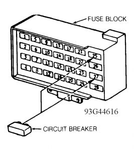 F Cab Fuse Box Diagram Ford Truck Enthusiasts Forums Throughout Ford F Fuse Box Diagram moreover C F moreover Fuse in addition Bul together with . on 1997 plymouth voyager fuse box diagram
