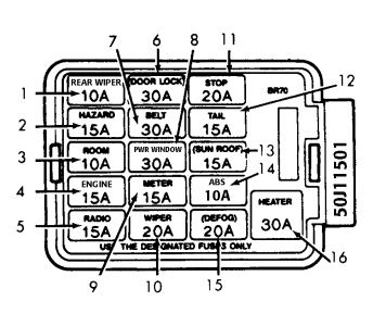 Saab Electrical Wiring Diagrams also Geo Prizm Engine Diagram together with 1990 Geo Prizm Fuse Box further Geo Metro Fuse Box Diagram Likewise Radio furthermore No Power To Fuse Box Chevy. on 93 geo prizm fuse box