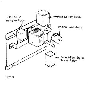 1994 Mazda 323 Fuse Box Diagram on topaz wiring diagram