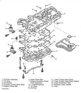 a246e transmission diagram