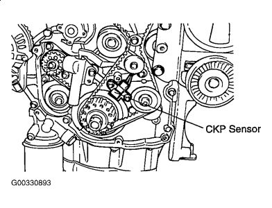 Kia Optima 2004 Kia Optima P0303 Code on kia sorento parts diagram