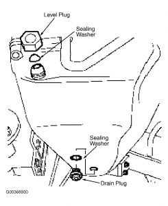 Land Rover Discovery Transmission Problem Land Rover - Land rover oil change