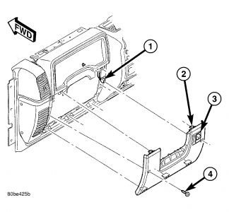 2006 jeep wrangler dash how to remove covers to replace heater 2013 Jeep Wrangler Fuse Box 2carpros forum automotive pictures 266999 multi 3