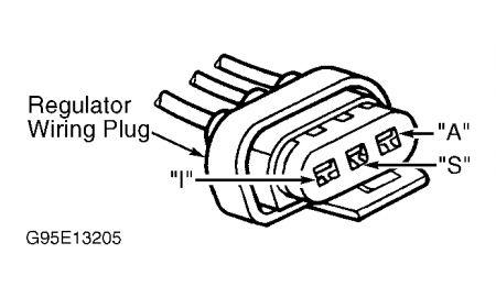 1998 ford explorer battery light battery light stays on. Black Bedroom Furniture Sets. Home Design Ideas