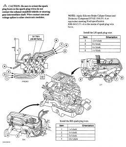 2000 ford f 150 5 4l engine diagram 2000 ford f150 spark plugs: truck was diagnosed with ... 85 ford f 150 5 0 engine diagram