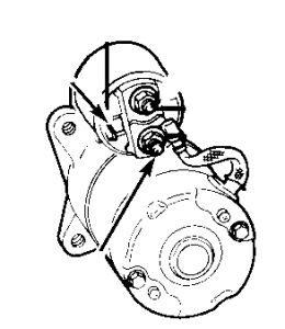 2002 Vauxhall Astra Help: I Need to Change the Starter Motor ... on