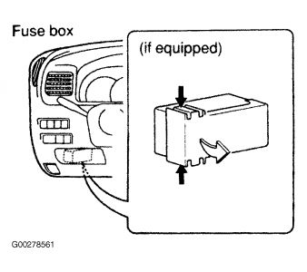 Suz on 2002 suzuki grand vitara fuse box
